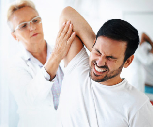shoulder tendinitis diagnosis